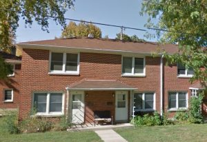 This is a house where we acted a an Algona roofing contractor - Greiman Construction Services, LLC